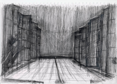 Drawings The Office Of London Architecture Urbanism USA 02